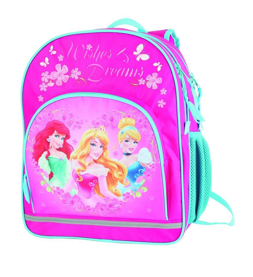Plecak w księżniczki