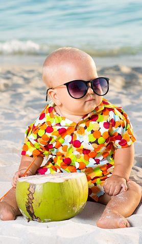 O czym nie możesz zapomnieć, szykując się do zabawy na plaży z dzieckiem?