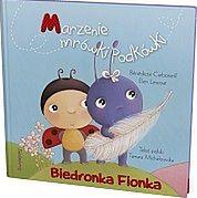 Seria książeczek o biedronce Fionce