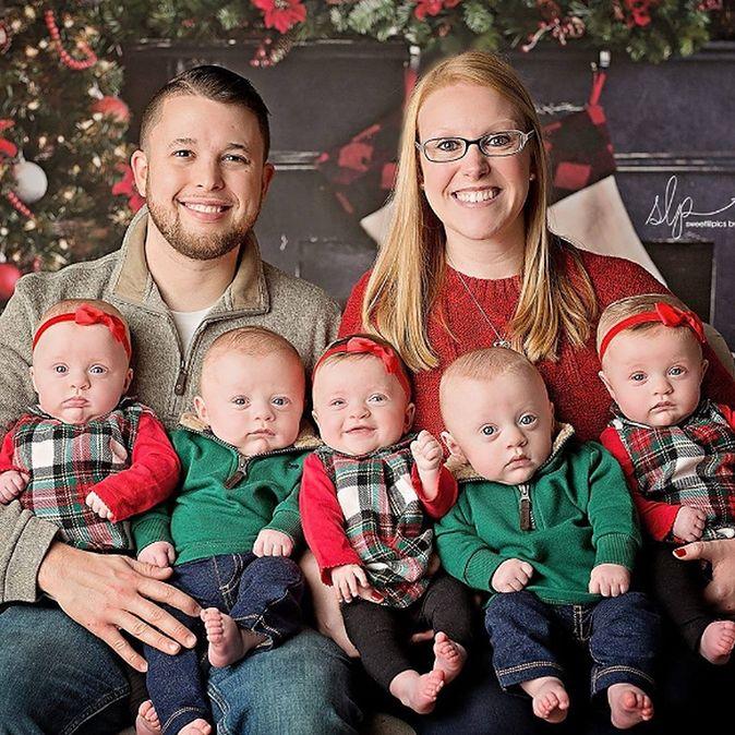 Briana i Jordan Driskell od lat starali się o dziecko