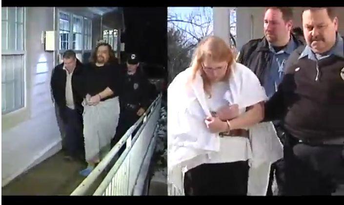 Sara Packer pomogła w zabójstwie córki
