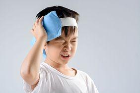 Urazy głowy u dzieci - kiedy udać się do lekarza?