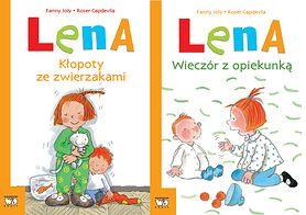Poznaj kolejne niesamowite przygody Leny i jej braciszka Kubusia