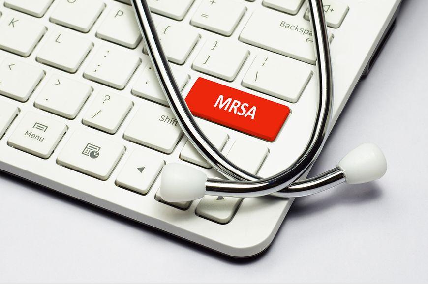 Gronkowiec złocisty oporny na metycylin (MRSA)