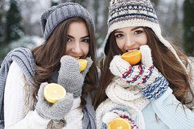 Pięć produktów, które najlepiej smakują w styczniu
