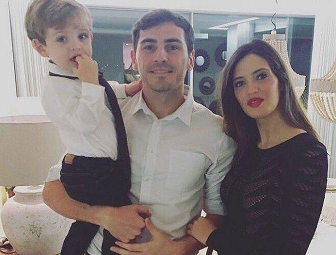 Martin i Lucas - synowie Ikara Casillasa