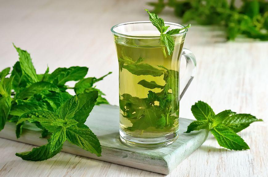 Herbata miętowa – ograniczenie apetytu