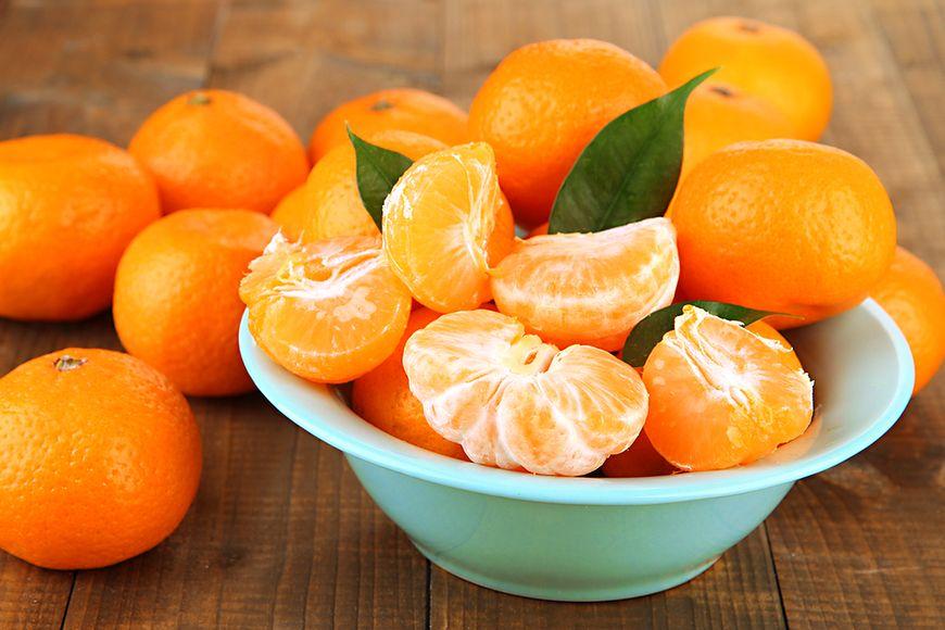 Aromat mandarynki