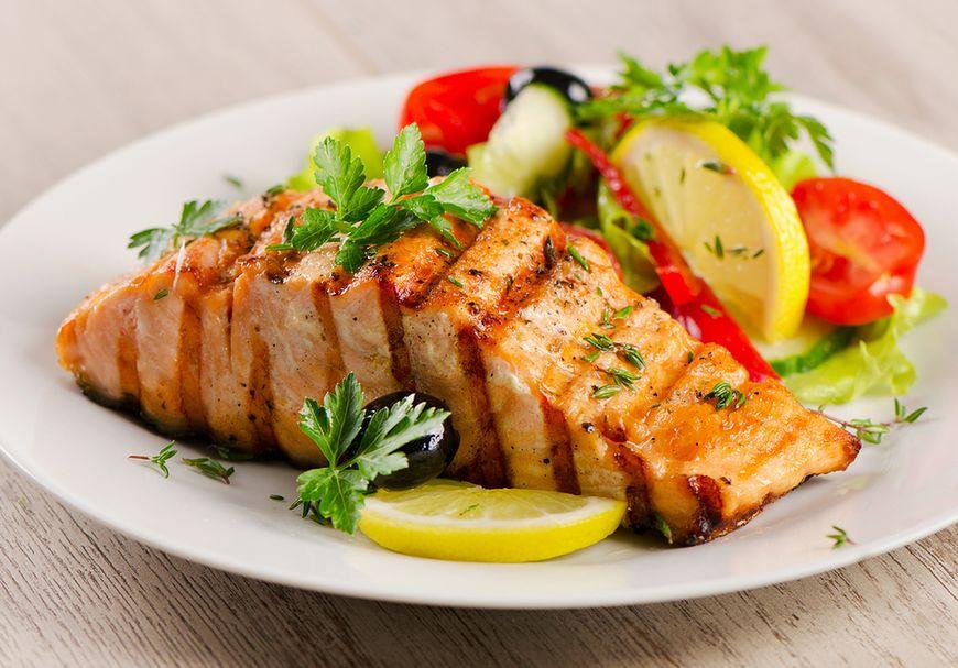 Ryby spożywane regularnie chronią przed miażdżycą