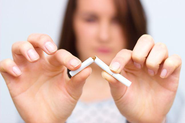 Rzucenie papierosów