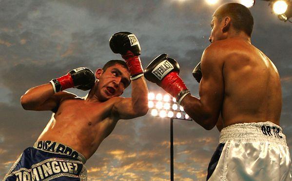 Zawody bokserskie