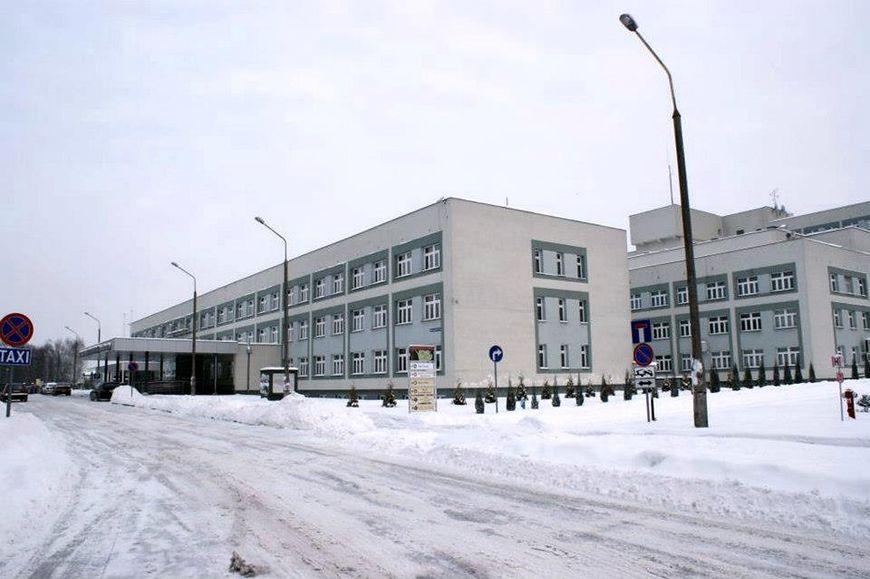 Mazowiecki Szpital Specjalistyczny im. dra J. Psarskiego w Ostrołęce - 809.99 pkt.