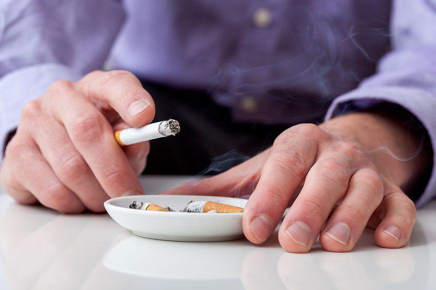 Polacy uzależnieni od nikotyny