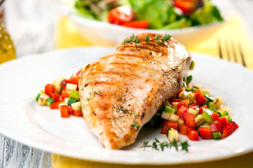 Więcej białka w diecie
