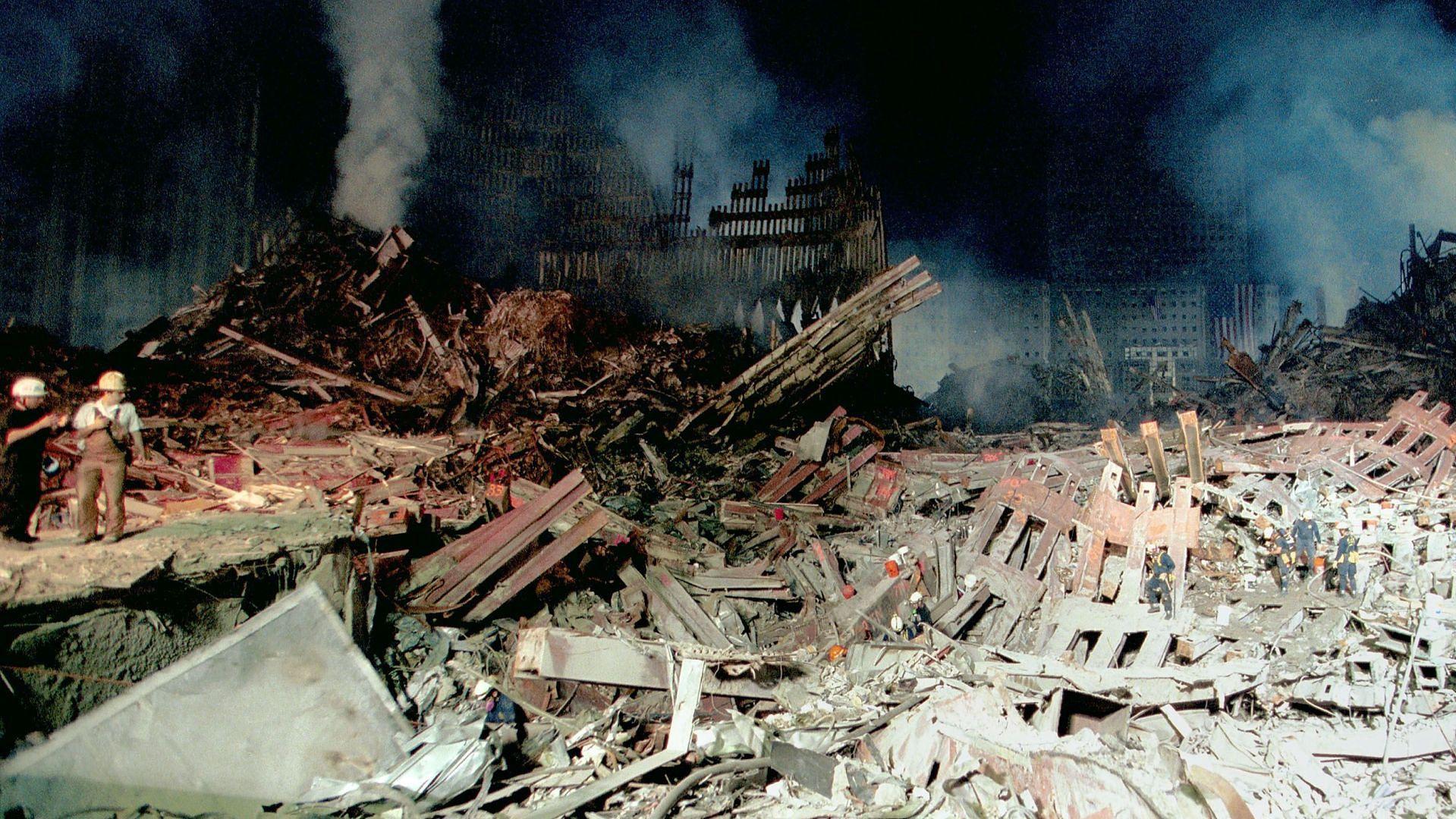 """""""Strefa zero"""", 20 września 2001 roku"""