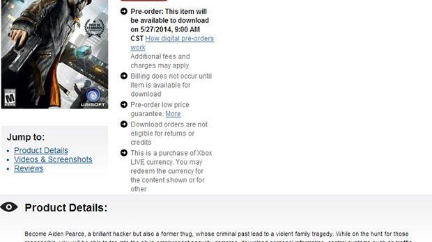 Karnet na dodatki do Watch Dogs zdradza czego możemy się spodziewać po premierze