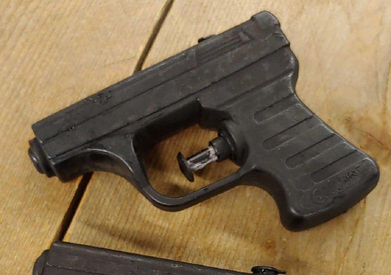 """""""Horror"""" w Holandii. Sterroryzowali mieszkańców... pistoletami na wodę"""