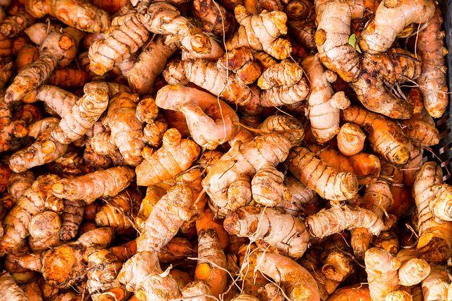 Kurkumina została uznana jako silny naturalny środek przeciwnowotworowy