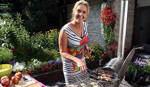 Ewa Wachowicz zdradza swoje patenty na udane grillowanie