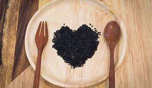 Jedz na zdrowie: pasta z czarnego sezamu