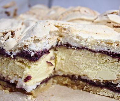 Ciasto pani Walewska. Warstwowa pychotka do kawy