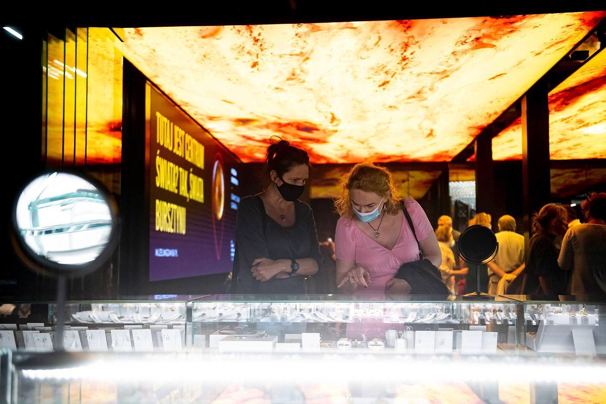 Muzeum Bursztynu w Wielkim Młynie działa od 24 lipca