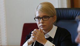 """Koronawirus na Ukrainie. Była premier Julia Tymoszenko zakażona. """"Ciężki stan"""""""