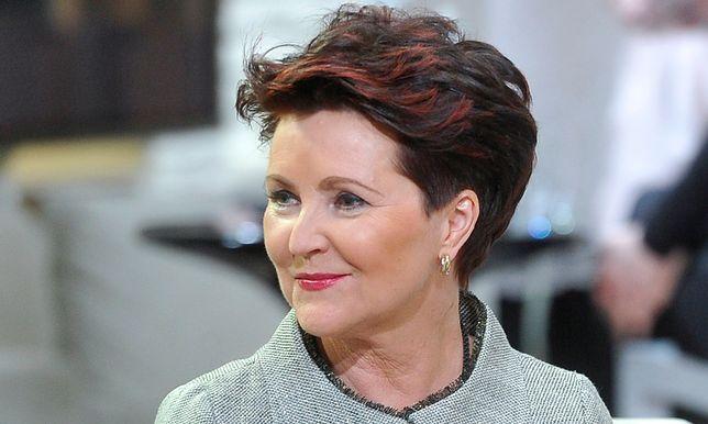 Jolanta Kwaśniewska jest szczęśliwą żoną od ponad 40 lat.