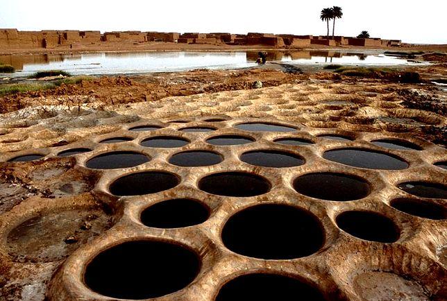 Sahara posiada ogromne ilości wody
