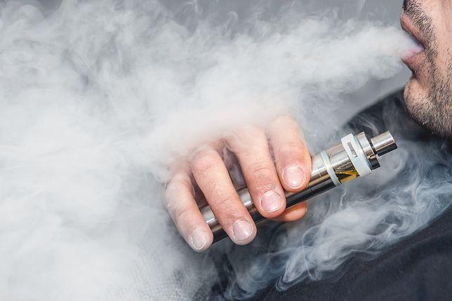 E-papierosy. Już 26 potwierdzonych zgonów w USA