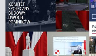 Komitet decyzję w sprawie pomników podjął 15 stycznia