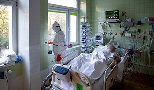 Koronawirus. Dramat w Limanowej. Nie przyjęli mężczyzny do szpitala. Tego samego dnia zmarł