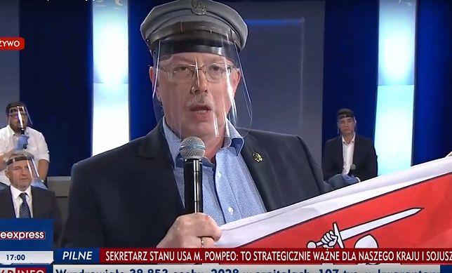 Afera w TVP Info. Adam Słomka skrytykował prowadzących Studio Polska