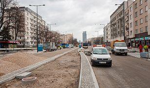 Trwają prace nad nowym kształtem ul. Górczewskiej