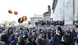 Koncert Artyści dla Nauczycieli nie spotkał się z dużym zainteresowaniem mieszkańców