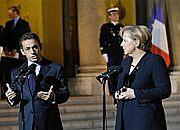 Francja i Niemcy nad przepaścią