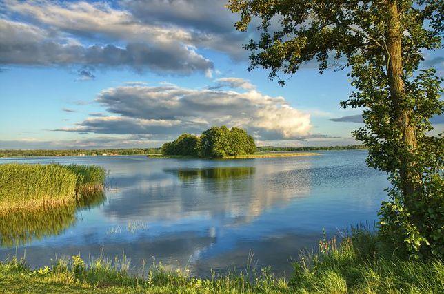 Wakacje na wodzie - Wielkie Jeziora Mazurskie