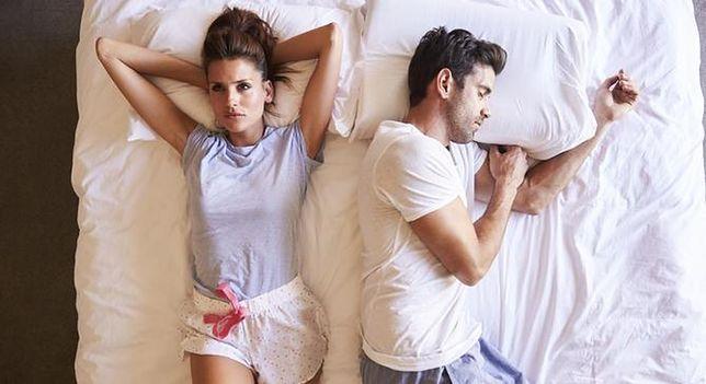Kobiety nie są zadowolone ze stosunków z partnerem