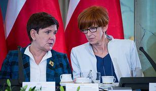 Beata Szydło nie spotkała się dotąd z protestującymi