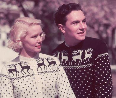 """KRÓTKA HISTORIA MODY: """"brzydki świąteczny sweter"""""""