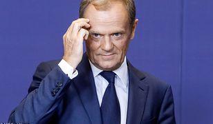 Donald Tusk namawia przywódców do zaakceptowania umowy ws. brexitu