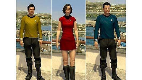 Star Trek trafia do domu