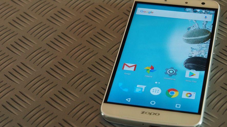 Zopo Speed 8: chiński demon prędkości za połowę ceny Galaxy S7