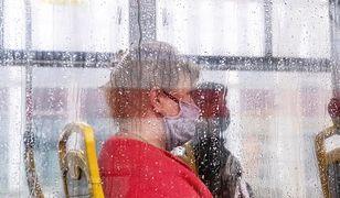 Pogoda daje popalić. Jest pomysł zniesienia maseczek w autobusach i tramwajach