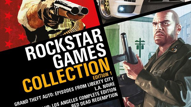 Paczka czterech gier Rockstara - dla wszystkich zapominalskich