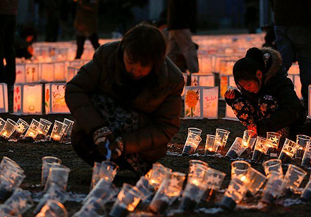 Protesty i modlitwy. Japonia 3 lata po tsunami - zdjęcia