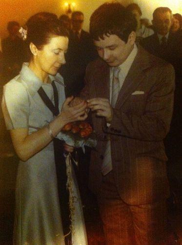Marta Kaczyńska pokazała prywatne zdjęcia rodziców