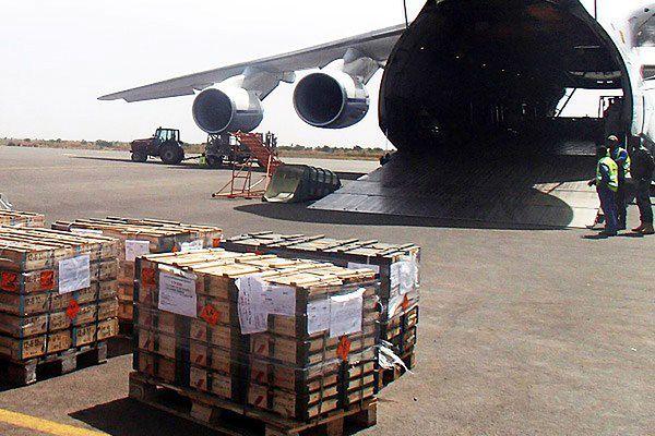 Polska broń i amunicja dla Mali - przekazaliśmy nieodpłatnie 170 ton uzbrojenia