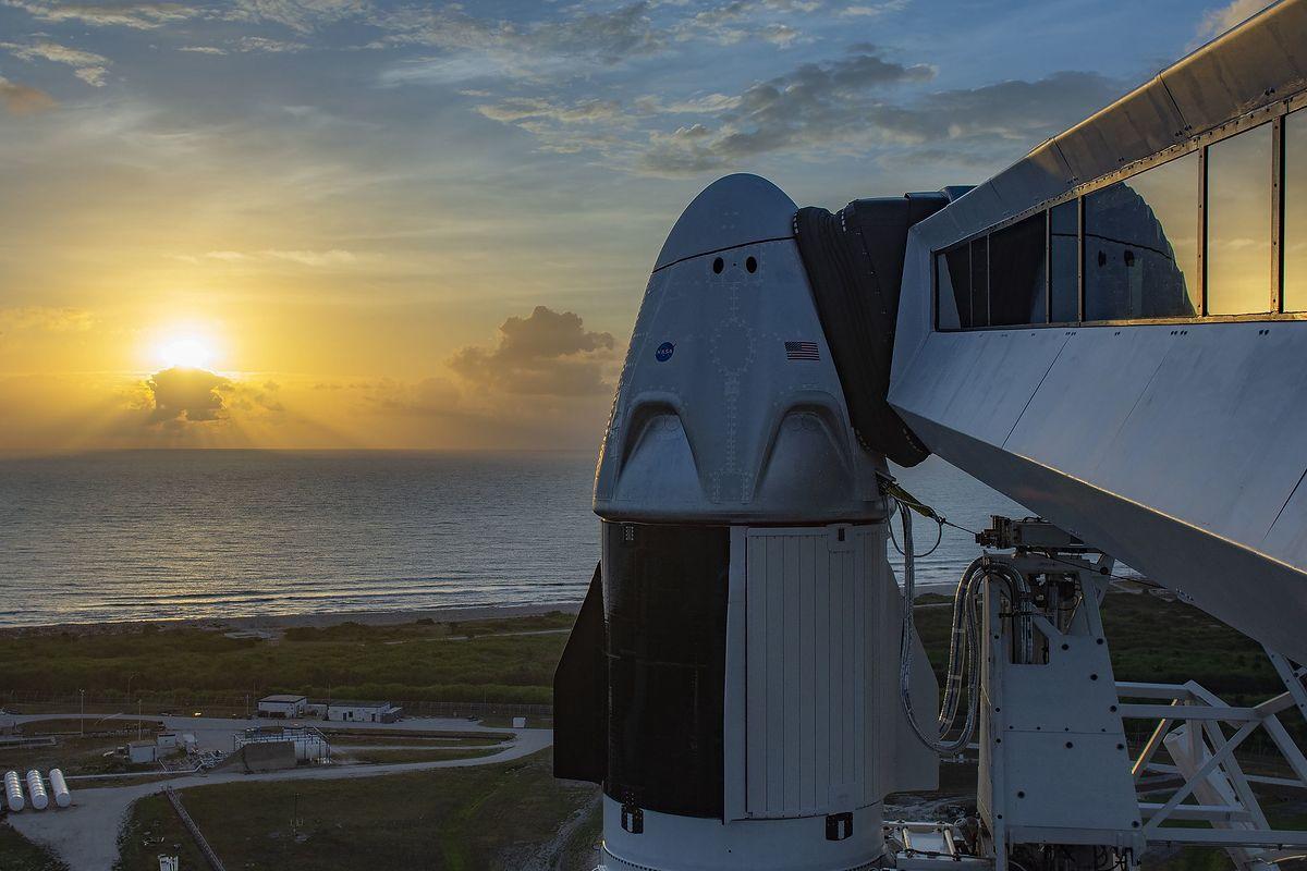 Lot NASA i SpaceX rozpoczyna nową erę wykorzystania kosmosu