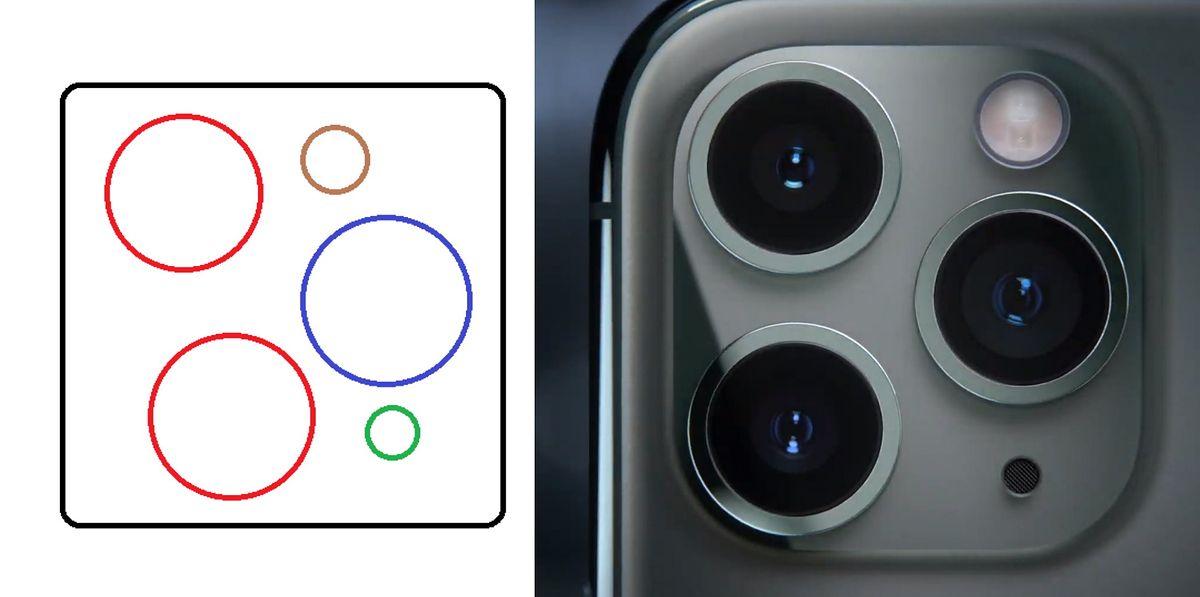 iPhonie 11 Pro. Król jest nagi. Apple pokazał najbrzydszy telefon w historii